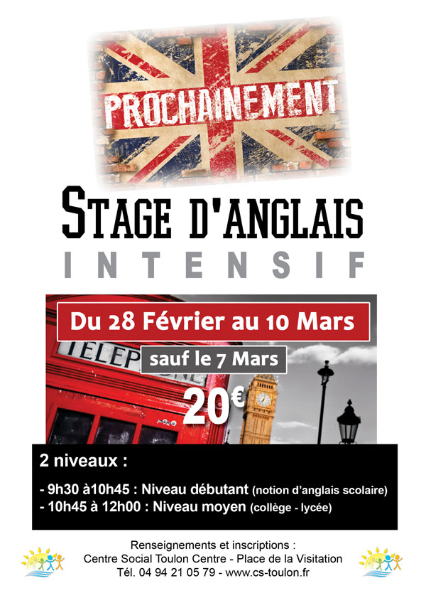 Affiche-stage-d'anglais