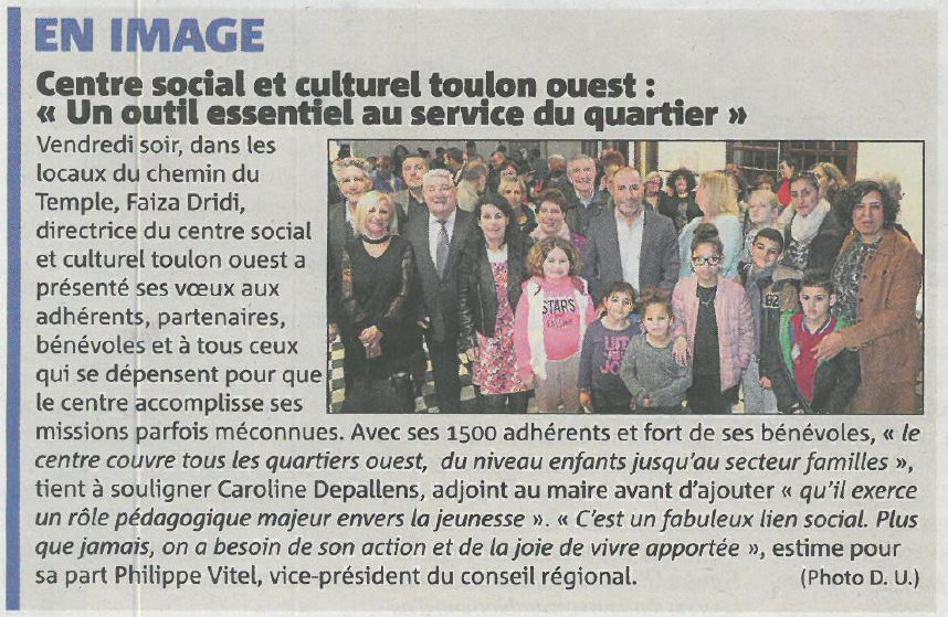 ARTICLE VAR MATIN 28 JANV 2018